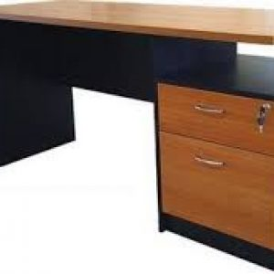 RDTBN-G1510โต๊ะทำงานผู้บริหารหน้าโต๊ะติดผิวเมลามีน กันน้ำ กันกระแทก กันความร้อน